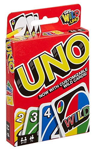 51oe5GS GbL - Mattel Games UNO Card Game