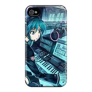 Case Cover Hatsune Miku Anime Dj/ Fashionable Case For Iphone 6