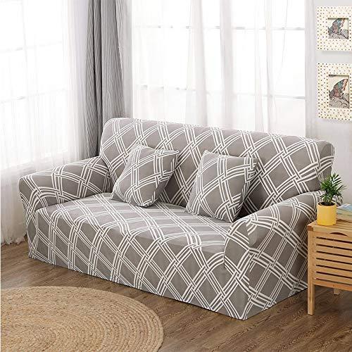 Amazon.com: Fundas elásticas para sofá de salón, elásticas ...