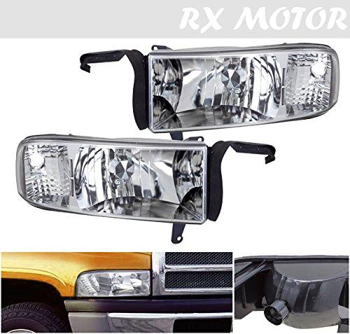 01 ram hid headlights - 3