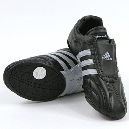 : nuove adidas dga luxe scarpe nere strisce grigie w / 8