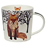 Winter Fox Mug in Gift Box
