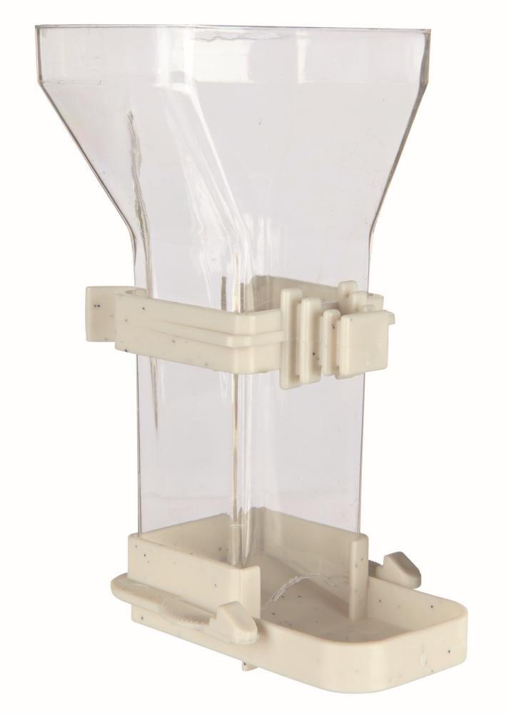 Trixie Futterspender, Trichter, 150 ml/12 cm, Diverse Farben 4011905054186