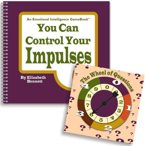 You Can Control Your Impulses Spin & Learn! Game Book
