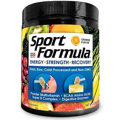 Sport Formula Multivitamin Powder Stomach