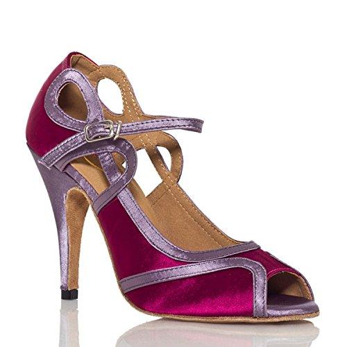 Miyoopark - salón mujer Purple-10cm heel