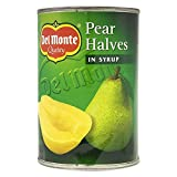 Del Monte Pear Halves in Syrup (420g) - Pack of 6