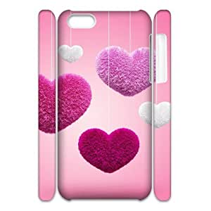 VNCASE Heart Phone Case For Iphone 4/4s [Pattern-1]