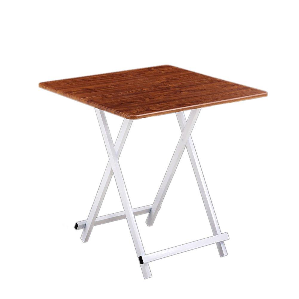 折り畳みテーブル& ラップトップテーブルのベッドのデスク、ラウンジの研究小さなデスク、多機能ベッドトレイ、マルチユース、ツールレスのアセンブリ、ラップトップテーブル (サイズ さいず : 60 cm 60 cm) B07DWN13RG60 cm 60 cm