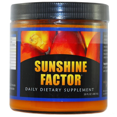 Harrison's SUNSHINE FACTOR 16 oz AviX A natural, whole food vitamin supplement for all animals, My Pet Supplies