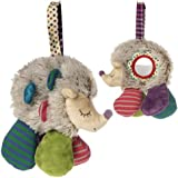 Mary Meyer Natural Life Baby Mary Meyer Activity Toy, Happy Hugs Hedgehog