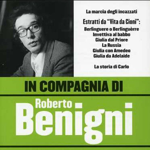 CD : Roberto Benigni - In Compagnia (CD)