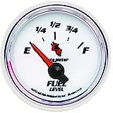 Auto Meter 7116 C2 Short Sweep Electric Fuel Pressure Gauge