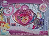 """Disney Princess """"With a Loving Heart"""" Make-Up Kit with Jewelry, 12 Pcs."""