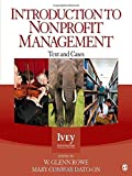 img - for Introduction to Nonprofit Management: Text and Cases (Ivey Casebook Series) book / textbook / text book