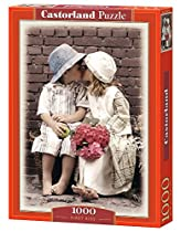 First Kiss, 1000 Piece By Castorland Puzzles