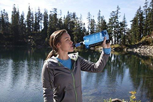 Sawyer MINI Filtre /à eau Limited Edition Outdoor Camping Trekking Filtre /à eau Traitement de leau 4 x camouflage