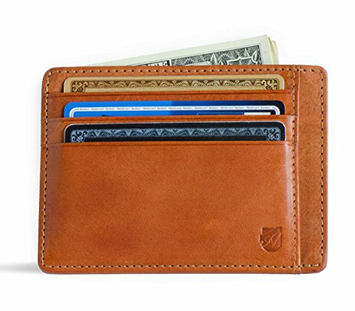 Front Pocket Wallet in Tuscany leather, Men