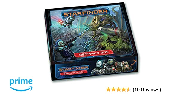 Starfinder Roleplaying Game: Beginner Box: Amanda Hamon Kunz ...
