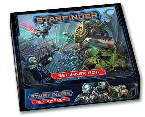 Starfinder Roleplaying Game: Beginner