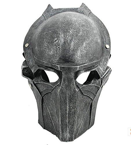 Gmasking Resin Predator Falconer Costume Mask 1:1 Scale Replica - Predator Replica Mask