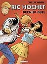 Ric Hochet, tome 76 : Dernier duel par Duchâteau