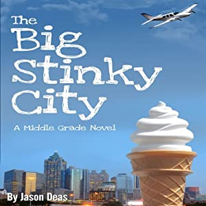 The Big Stinky City Audiobook