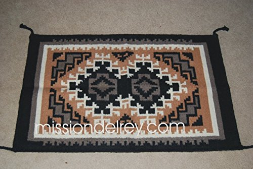 Mission Del Rey Southwestern Tapestry Rug Wall Hanging 24x36