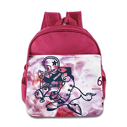 Yarn Blake (DHome Dalla Cowboy Children School Daypack Pink)