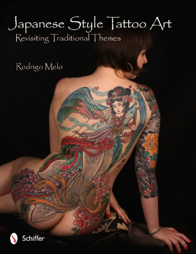 Japanese Style Tattoo Art: Revisiting Traditional Themes (Japanese Art Tattoo)