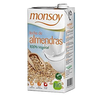 LECHE ALMENDRA 1LT BIO MONSOY