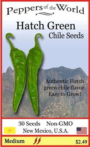 Hatch-Green-Chile-30-Seeds-from-New-Mexico-Medium-Hot