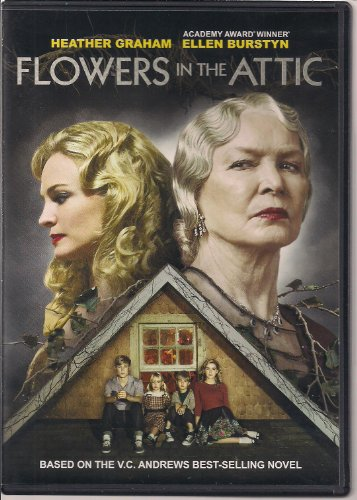 Flowers in the Attic (Dvd,2014)