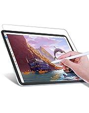 JETech Write Like Paper Skärmskydd Kompatibel med iPad Air 4 10,9-Tums (4: e Generationen), iPad Pro 11 Tums alla modeller, Antireflex, Matt PET Pappersfilm för Ritning