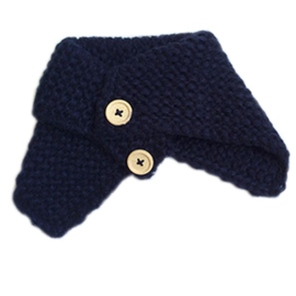 Saingcae Baby Kinder Hals Warm Schal gestrickt Snood Circle Schal Winter Halstuch Winter Scarf Scarves