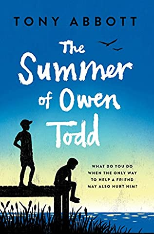 book cover of The Summer of Owen Todd