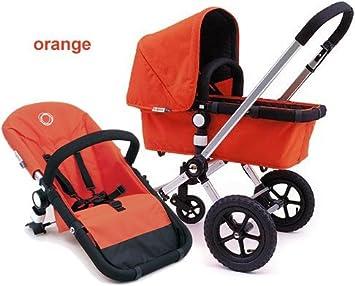 Wonderbaar Amazon.com : Bugaboo Frog Stroller - Orange : Standard Baby GZ-88