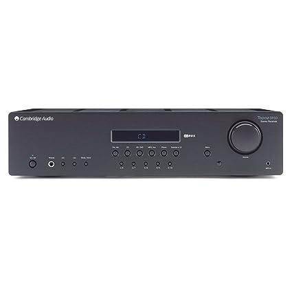 Cambridge Audio Topaz SR10v2 Stereo Receiver Refurbished Black
