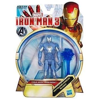 Marvel IRON MAN 3 Personaggio #02 WAR MACHINE by Hasbro Action Figure 10cm Nuovo