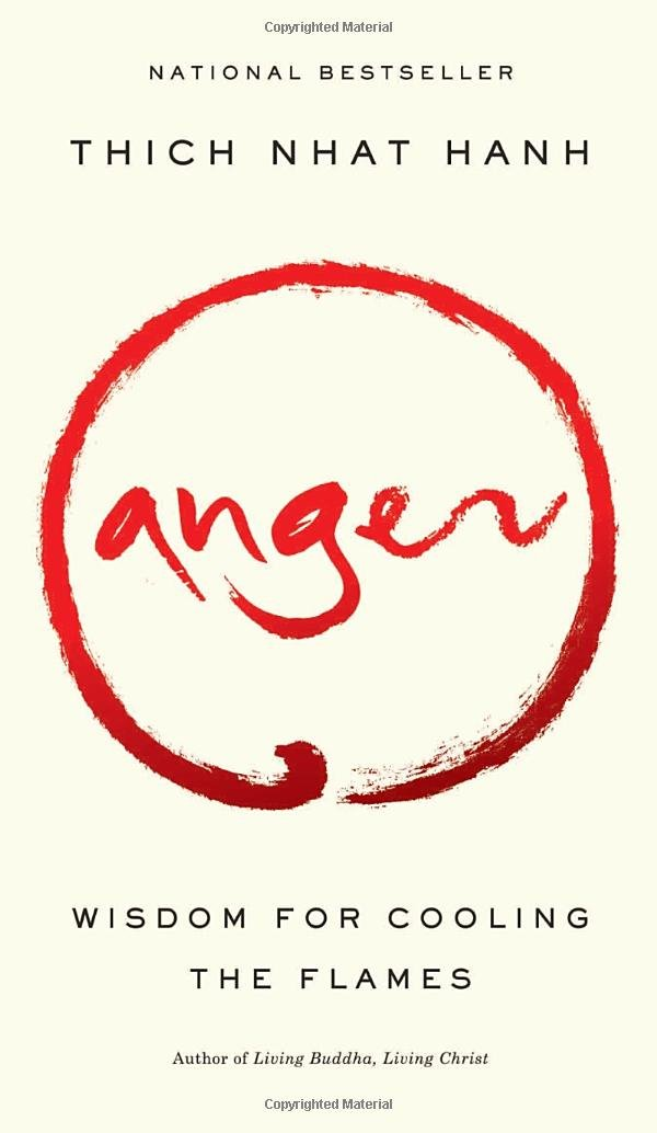 Anger Cooling Thich Nhat Hanh product image