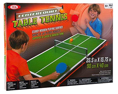 Ideal 37280TL Centercourt Table Tennis