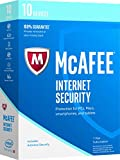 Image of McAfee 2017 Internet Security-10 Devices [Key Code] (10-Users)
