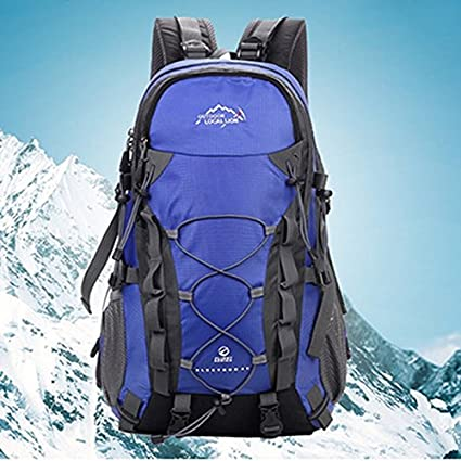 1a8e35f4dd4b Outdoor Climbing Men And Women 40L Mountaineering Bag Camping Waterproof  Backpack Outdoor Travel Shoulder Bag (