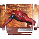 Comic Book Hero Playstation 3 & PS3 Slim Vinyl Decal Sticker Skin by Compass Litho