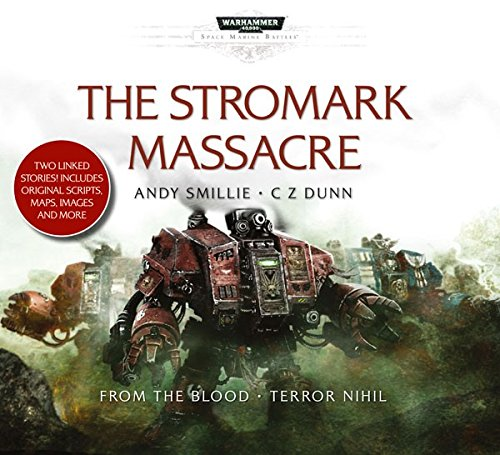 Price comparison product image The Stromark Massacre: A Space Marine Battles Audio Drama CD (Warhammer 40, 000 40K 30K Games Workshop Forgeworld Black Library) OOP