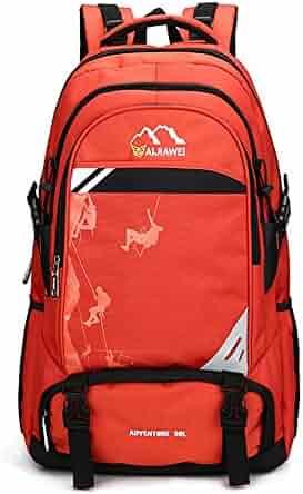 FAPROL Mens Backpack Youth Laptop Daypack School Bag Travel Or Hiking Rucksack Casual Back Pack S-Shaped Shoulder Strap