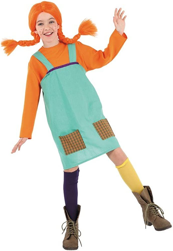 Disfraces FCR - Disfraz pipi calzaslargas niña talla 10 años ...