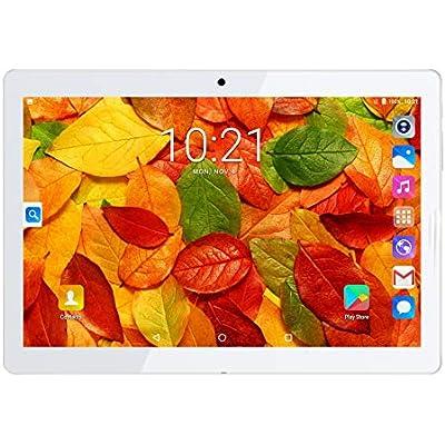 10 1  Inch Android Tablet PC PADGENE   M10 2GB RAM 32GB Storage Phablet Tablet Quad Core Tablets Dual Camera Sim Card Slots Wifi GPS Bluetooth 4 0 Google Play