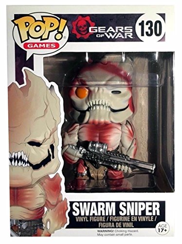 FunKo Gears of War Pop! Video Games Swarm Sniper Exclusive Vinyl Figure #130