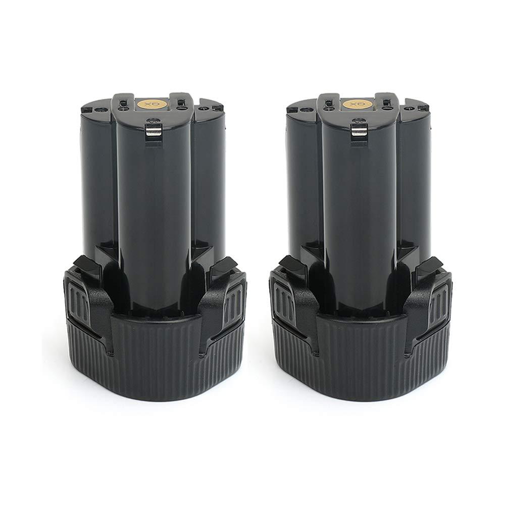 2x 1.5Ah 10.8V Battery For Makita BL1013 BL1014 LCT203W DF330D 194550-6 194551-4